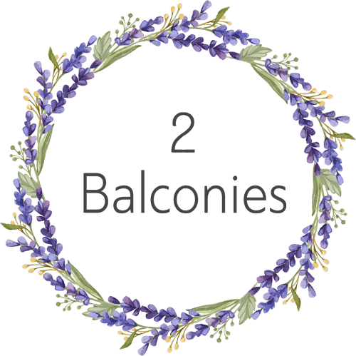 2-balconies